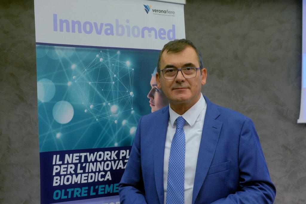 """Danese: """"Innovabiomed è una sfida importante"""""""