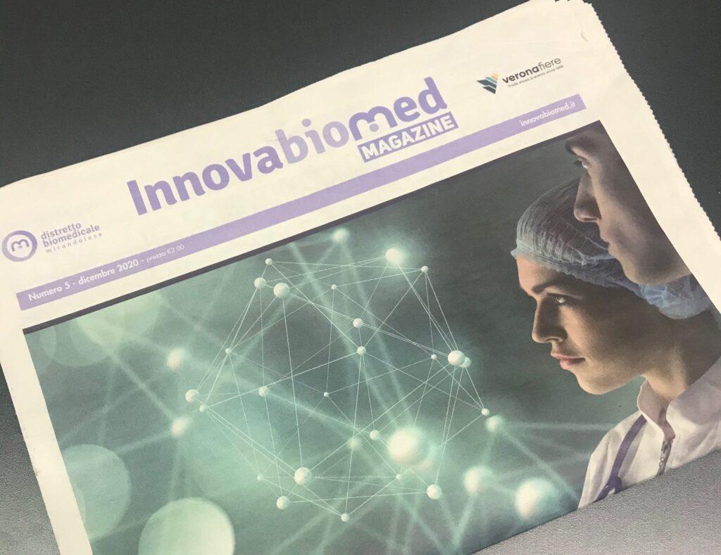 E' uscito il quinto numero di Innovabiomed Magazine