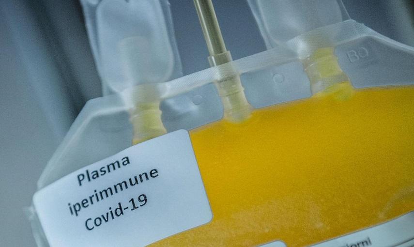 L'UE finanzia oltre 7 milioni per la raccolta del plasma iperimmune