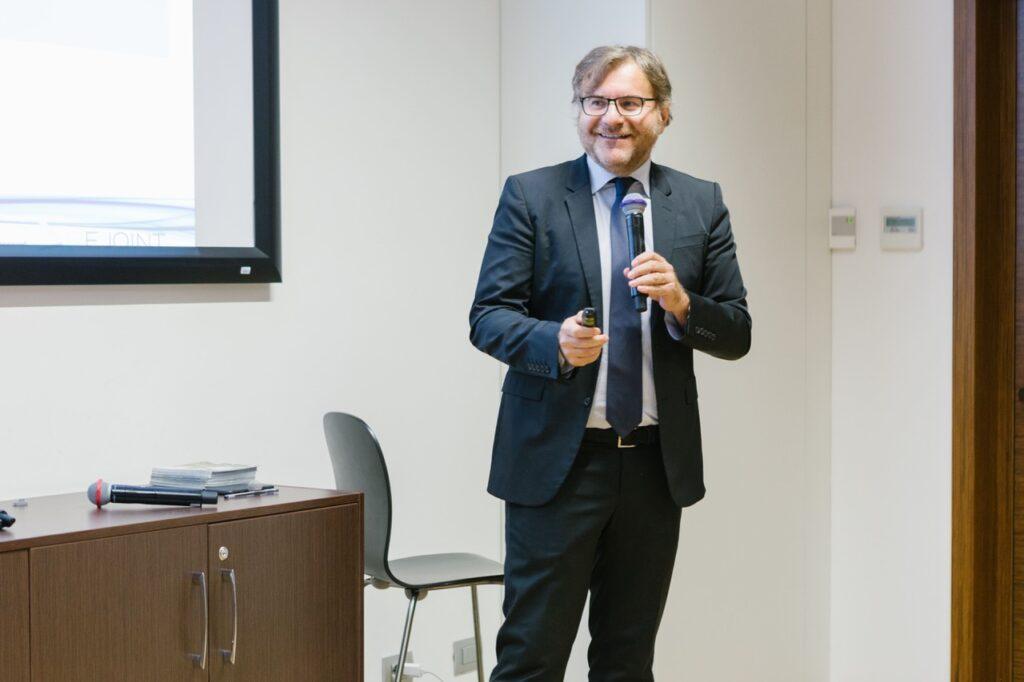 """Gian Guido Riva, Rejoint: """"Il miglior investimento per una startup tecnologica è quello in persone, cervelli"""""""