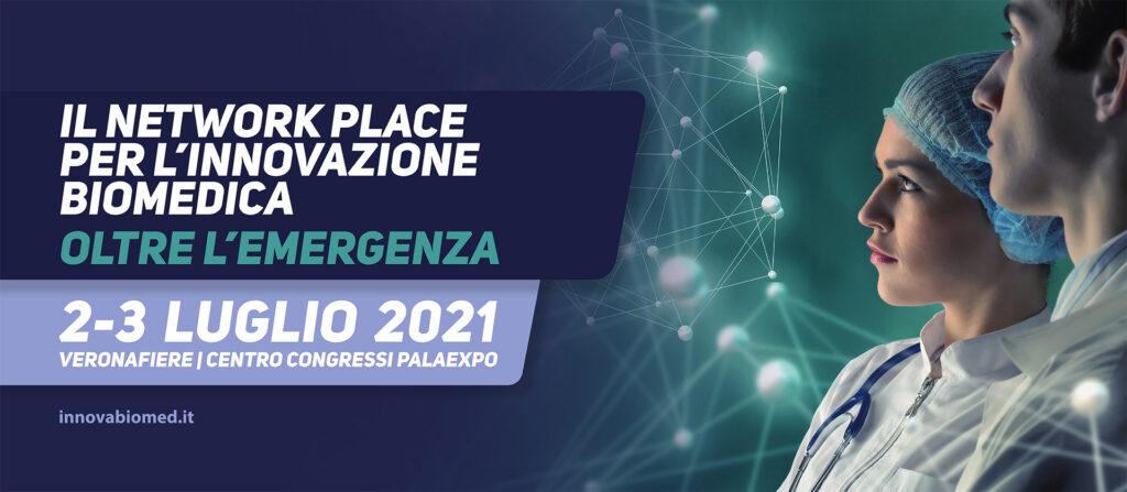 Innovabiomed 2021: 2 e 3 luglio a Veronafiere. Anticipazioni sul programma